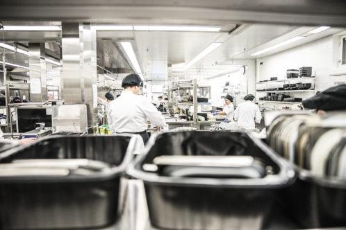 Kuva Justin keittiöstä