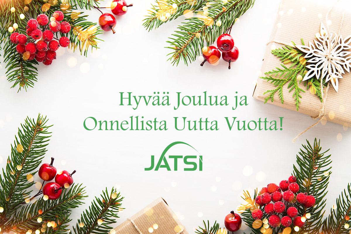 Joulukortti 2018