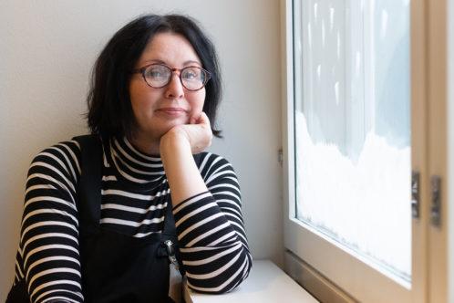 Jatsi Oy:n työsuojeluvaltuutettu Sari Narmala