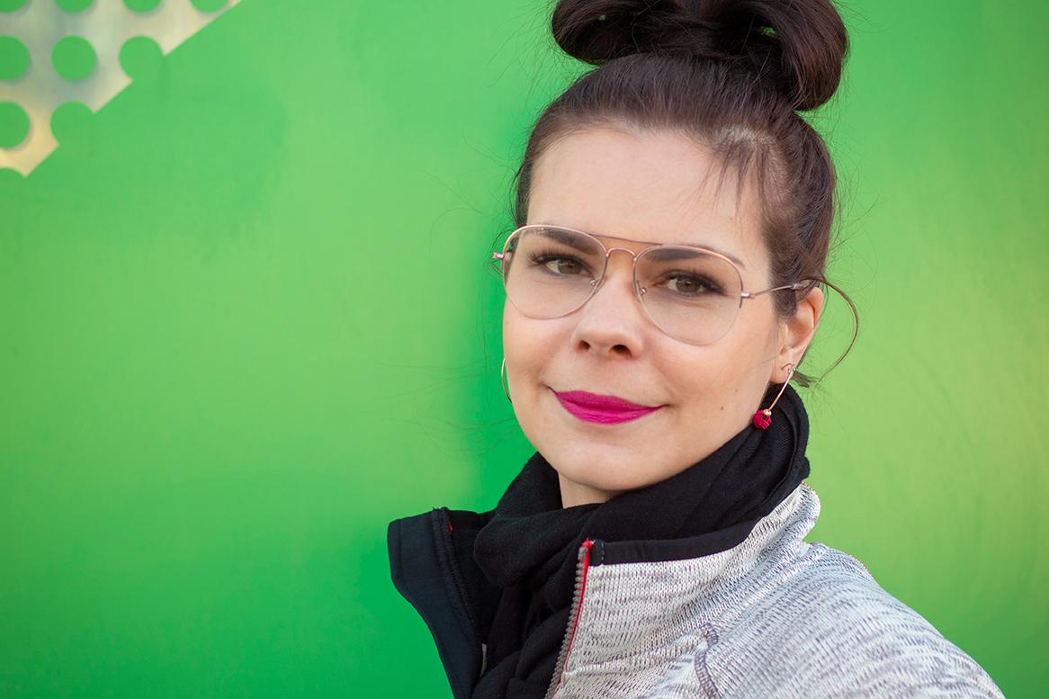 Jatsin palveluohjaaja Emma Säde